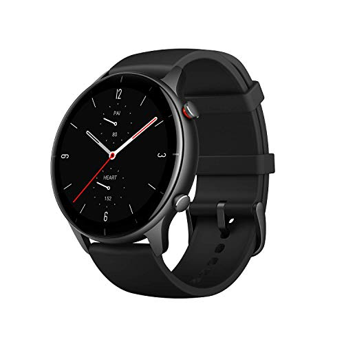 Amazfit GTR 2e Smartwatch with 24H Heart Rate, Sleep, Stress and SpO2 Monitor, Activity...