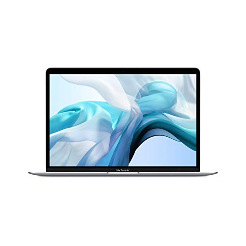 Apple MacBook Air (13-inch, 8GB RAM, 512GB SSD Storage) - Silver (2020 model) (Renewed)