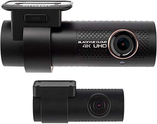 Blackvue DR900S-2CH with Power Magic Pro Hardwire Kit 2-Channel | 4K Dashcam | 16GB SD...