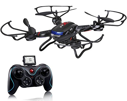 Holy Stone F181C RC Quadcopter Drone with HD Camera RTF 4 Channel 2.4GHz 6-Gyro...