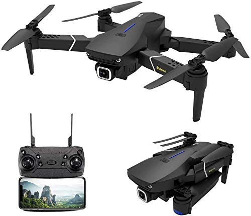 EACHINE E520S GPS Drone with 4K Camera for Adults,5G WIFI FPV Live Video Foldable Drone...