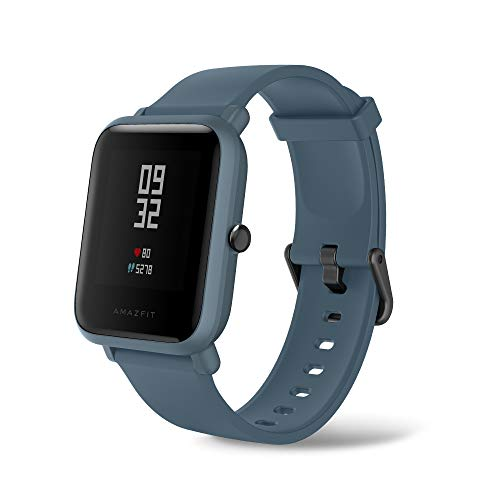 Amazfit Bip Lite by Huami with 45-Day Battery Life,24/7 Heart Rate 1.2 Inch...