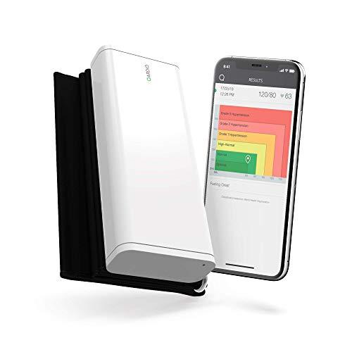 QardioArm Wireless Blood Pressure Monitor: Easy to Use Smart Upper Bluetooth Arm Cuff....