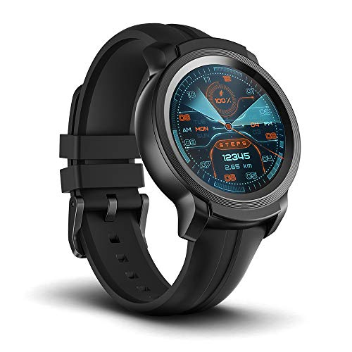 TicWatch S2, Waterproof Smartwatch with Built-in GPS for Outdoor Activities, Wear OS by...