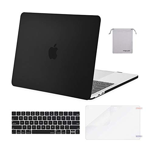 MOSISO Compatible with MacBook Pro 13 inch Case 2016-2020 Release A2338 M1 A2289 A2251...