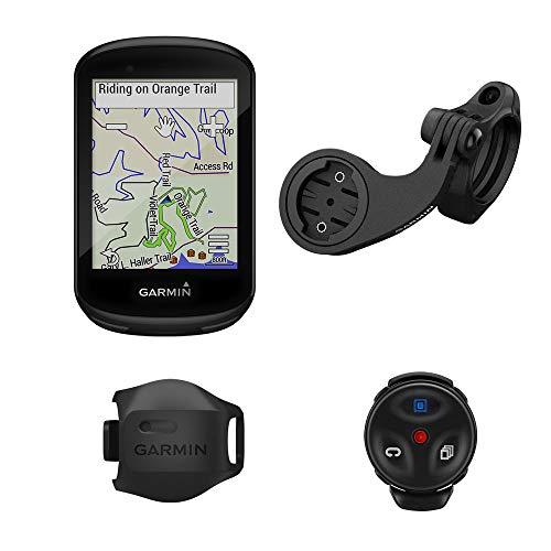 Garmin Edge 830 Mountain Bike Bundle, Performance Touchscreen GPS Cycling/Bike Computer...