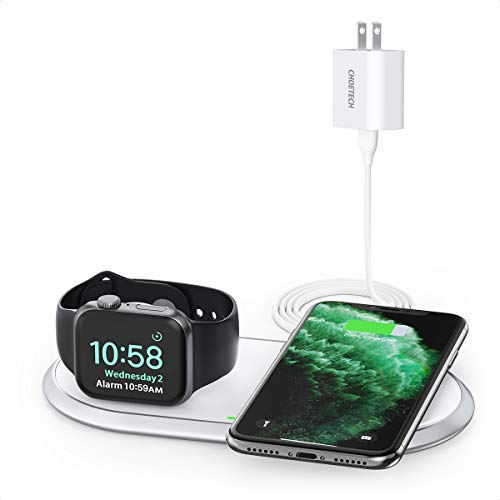 2 in 1 Wireless Charger for Appel Watch & iPhone