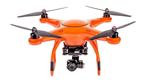 VOOCO X-Star Premium Drone with 4K Camera, 1.2-mile HD Live View & Hard Case (White)