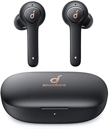 Anker Soundcore Life P2 True Wireless Earbuds with 4 Microphones, CVC 8.0 Noise Reduction,...