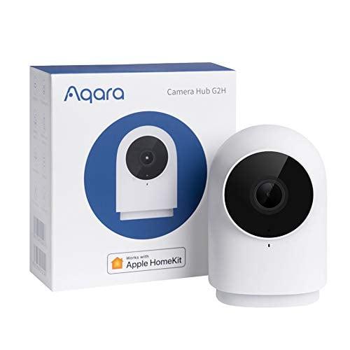 Aqara Security Camera, HomeKit Secure Video Indoor Camera, Night Vision, Two-Way Audio,...