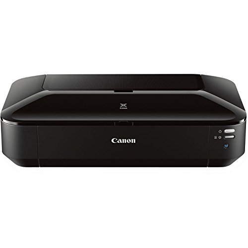Canon Pixma iX6820 Wireless Business Printer with AirPrint and Cloud Compatible, Black,...