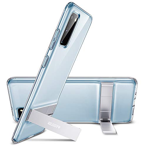 ESR Metal Kickstand Case Compatible with Samsung Galaxy S20 (6.2-Inch) [Vertical and...