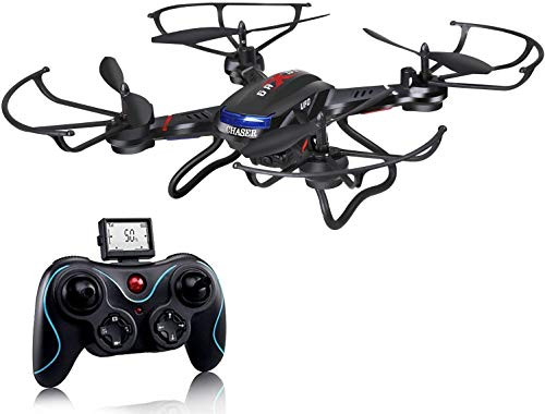 Holy Stone F181C RC Quadcopter Drone with HD Camera RTF 4 Channel 2.4GHz 6-Gyro with...