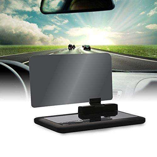 VGEBY Car HUD Phone GPS Heads Up Display for Navigation HD Image Reflector Head Up Display...