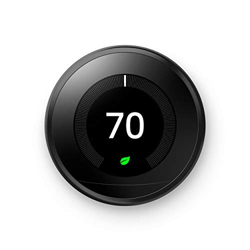 Google Nest Learning Thermostat - Programmable Smart Thermostat for Home - 3rd Generation...