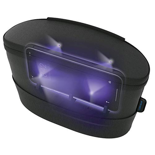 HoMedics UV-Clean Portable Sanitizer | Kills Up to 99.9% of Bacteria & Viruses...