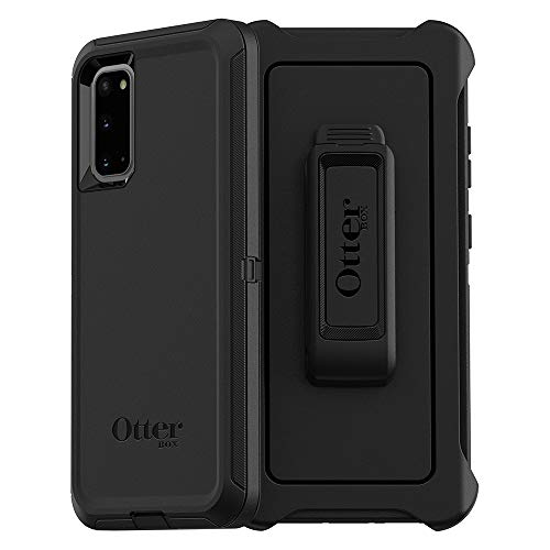 OtterBox DEFENDER SERIES SCREENLESS EDITION Case for Galaxy S20/Galaxy S20 5G (NOT...