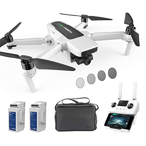 Hubsan Zino Pro 4K Drone with 3-Aix Gimbal GPS Quadcopter Live Video 5G WiFi 4km FPV Drone...