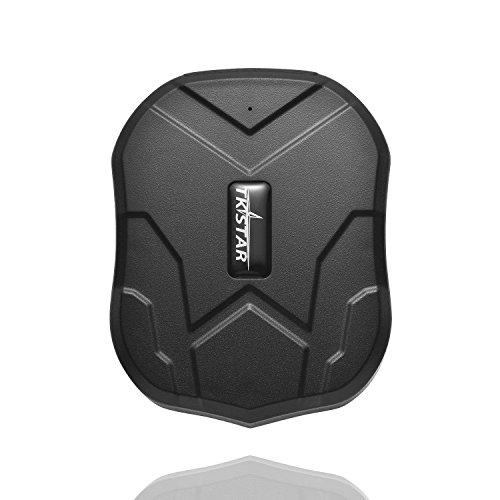 TKSTAR GPS Tracker,GPS Tracker for Vehicles Waterproof Real Time Car GPS Tracker Strong...