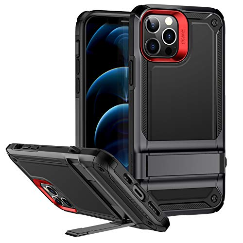 ESR [Military Grade Tested] [10FT Shockproof] Compatible with iPhone 12 Case/iPhone 12 Pro...