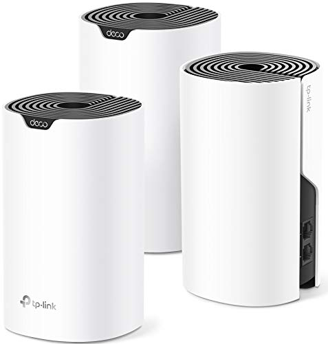 TP-Link Deco Mesh WiFi System (Deco S4) – Up to 5,500 Sq.ft. Coverage, WiFi Router and...