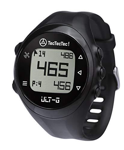 TecTecTec ULT-G Golf GPS Watch, Preloaded Worldwide Courses, Lightweight, Simple,...