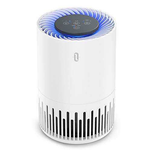 TaoTronics TT-AP001 Purifier for Home, Allergens Smoke Pollen Pets Hair, Desktop Air...