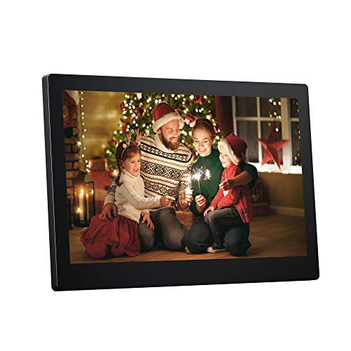 """Dragon Touch Classic 15 Digital Picture Frame, 15.6"""" FHD Touch Screen WiFi Digital Photo..."""