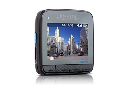 Magellan MiVue 538 1080p HD Dash Camera with 2.4' Display (Black)