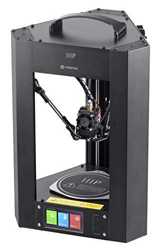 Monoprice 121666 Mini Delta 3D Printer With Heated (110 x 110 x 120 mm) Build Plate, Auto...