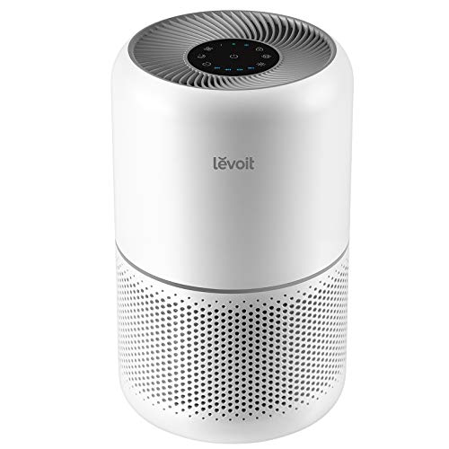 LEVOIT Air Purifier for Home Allergies and Pets Hair Smokers in Bedroom, H13 True HEPA...