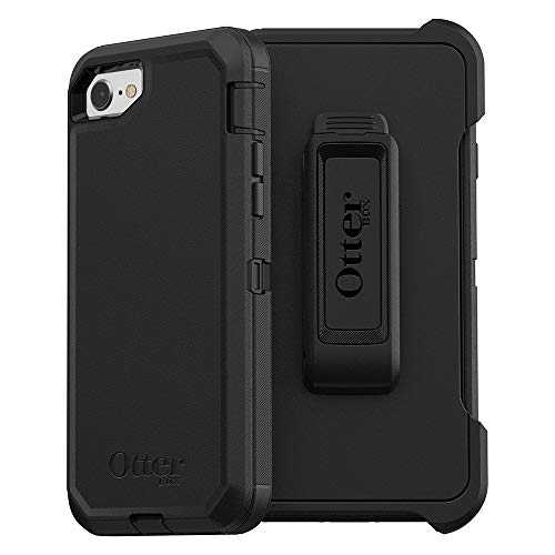 OtterBox Defender Series Case for iPhone SE (2nd Gen - 2020) & iPhone 8/7 (Not Plus) -...