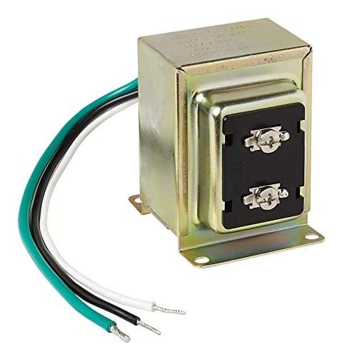 Broan-NuTone C907 Doorbell Transformer Compatible with Smart Video Doorbells, Easy...