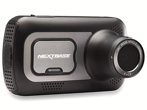 Nextbase 1440p HD Wi-Fi Dash Cam 522GW with Alexa
