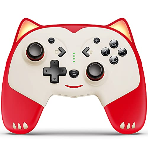 Enhanced Switch Controller for Nintendo Switch/Switch Lite, Switch Remote Pro Controller...