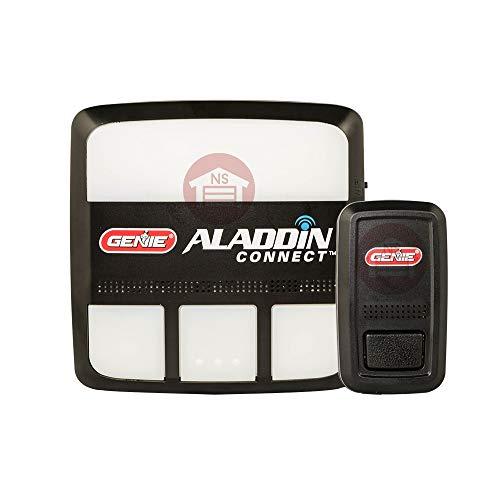 Genie ALKT1-R Aladdin Connect Smartphone Garage Door Opener – Monitor, Open & Close Your...