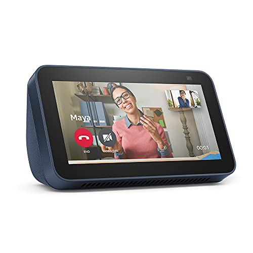 All-new Echo Show 5 (2nd Gen, 2021 release)   Smart display with Alexa and 2 MP camera  ...