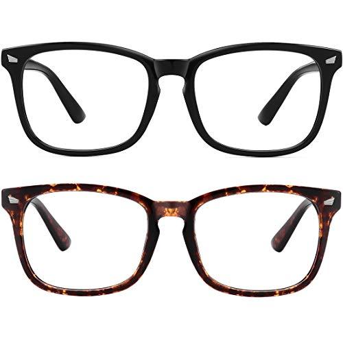 MEETSUN Blue Light Blocking Glasses, Anti Eye Strain Headache (Sleep Better),Computer...