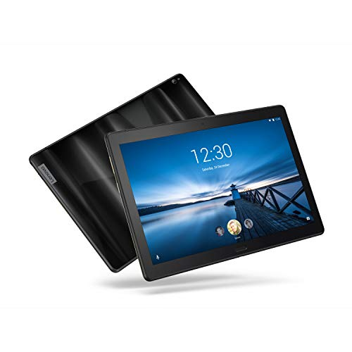 "Lenovo Smart Tab P10 10.1"" Android Tablet, Alexa-Enabled Smart Device with Fingerprint..."