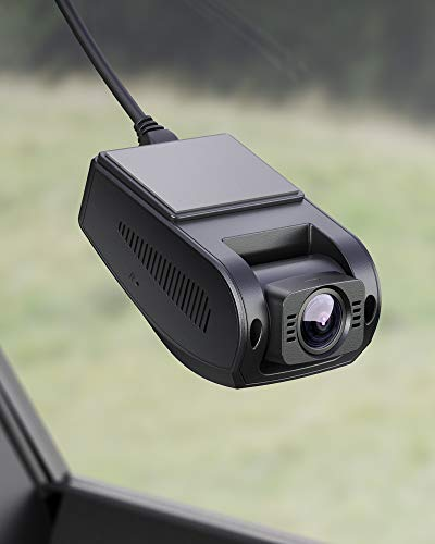 AUKEY Dash Cam FHD 1080p Car Camera Supercapacitor 170 Degree 6-Lane Wide Angle Lens...
