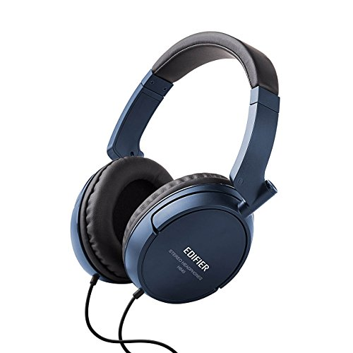 Edifier H840 Audiophile Over-The-Ear Headphones - Hi-Fi Over-Ear Noise-Isolating Closed...