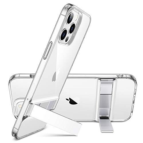 ESR Metal Kickstand Case Compatible with iPhone 12/Compatible with iPhone 12 Pro (2020)...