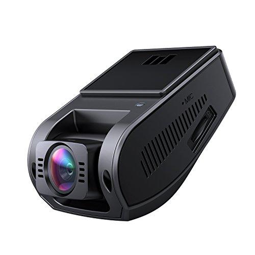 AUKEY 4K Dash Cam 2880 x 2160P Car Camera with Supercapacitor and 6-Lane Lens Dash Camera...