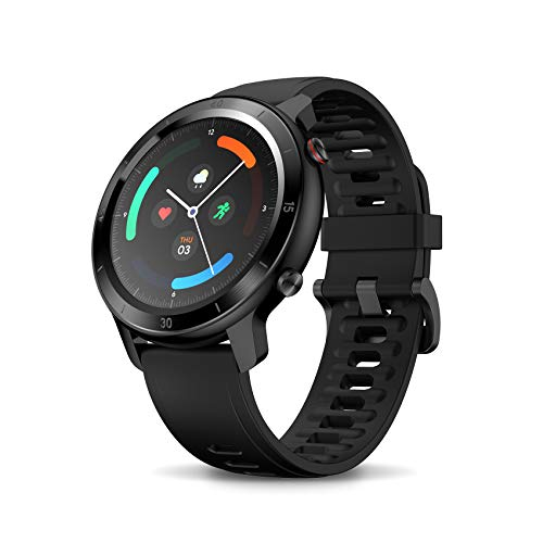 TicWatch GTX Fitness Smartwatch, Up to 10 Days Battery Life, Heart Rate Monitoring, Sleep...