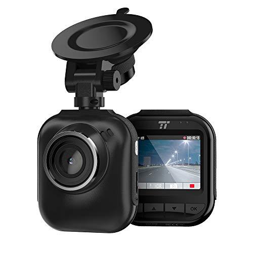 TaoTronics 2K QHD Dash Cam, 2' LCD Screen Car Dashboard Camera with Night Version, 160°...