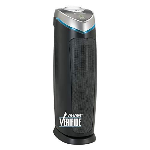 Germ Guardian True HEPA Filter Air Purifier with UV Light Sanitizer, Eliminates Germs,...