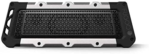 FUGOO Tough XL- Ultimate Rugged Waterproof Wireless Bluetooth Speaker 35 Hrs Battery Life...