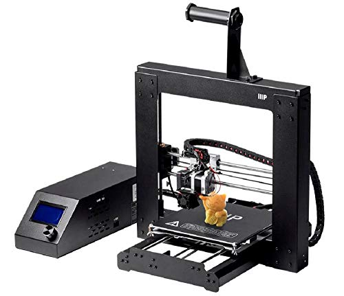Monoprice-113860 Maker Select 3D Printer v2 With Large Heated (200 x 200 x180 mm) Build...