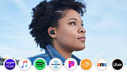 Echo Buds (1st Gen) – Wireless earbuds with immersive sound, active noise reduction, and...