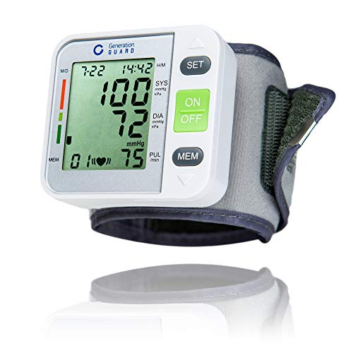 Clinical Automatic Blood Pressure Monitor FDA Approved by Generation Guard with Portable...
